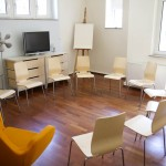 Coachingausbildung Frankfurt Seminarraum 3