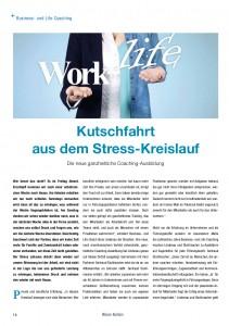 Coachingausbildung Presseartikel Wissen+Karriere 04 2014 Seite 2