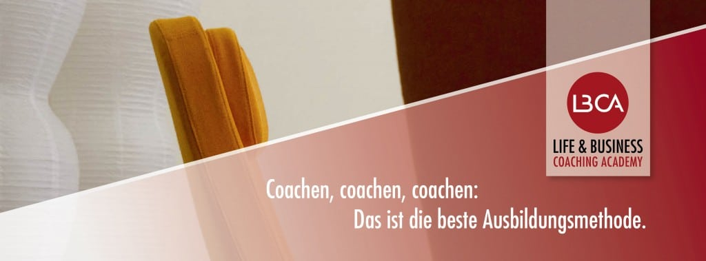 Coachingausbildung Life Coach und Business Coach - Ausbildungsmethode