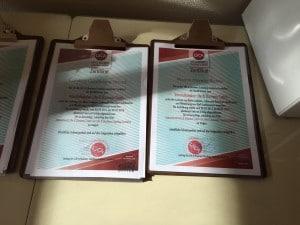 Erfolgreicher Abschluss der Coach Ausbildung mit IHK Zertifikat